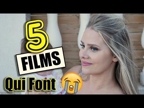 5 FILMS QUI M'ONT FAIT PLEURER !