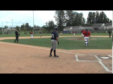 Doug Joyce Hits HR Seattle Stars 2007