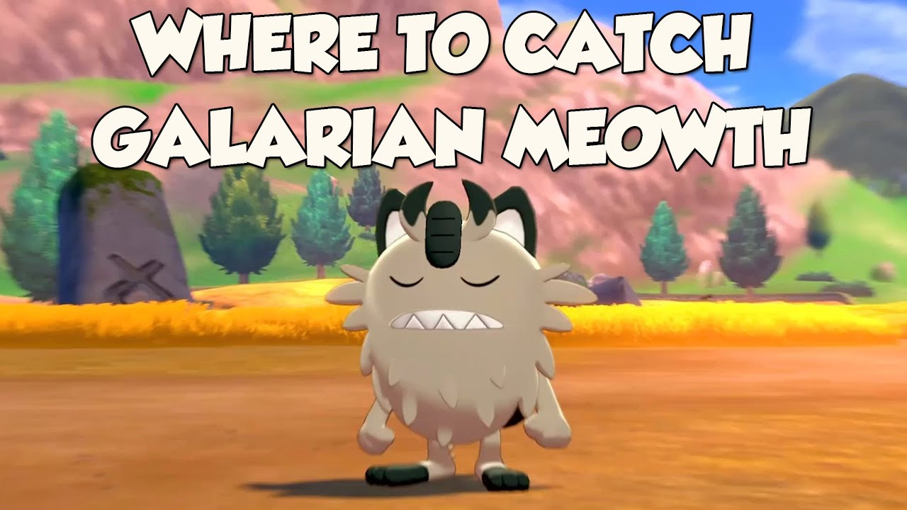 Image result for Galarian Meowth