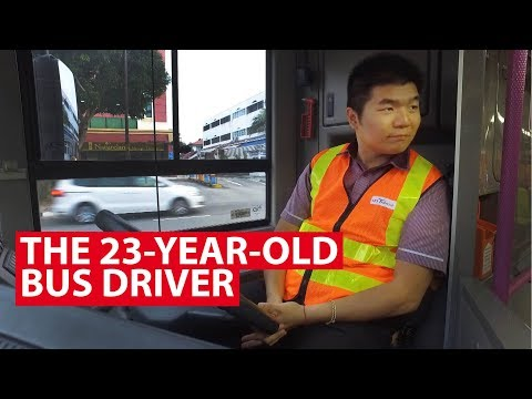 The 23-Year-Old Bus Driver | Don't Make Us Invisible | CNA Insider