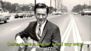 I've Been a Long Time Leavin' -Roger Miller LYRICS