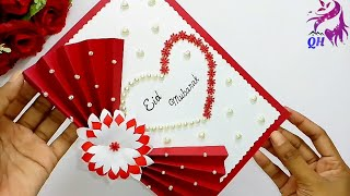 eid-mubarak-greeting-card-how-to-make-greeting-card-for-ramadan-paper-greeting-card-queen-s-home