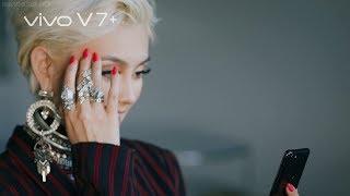 Iklan Vivo V7+ Clearer Selfie - Agnes Monica 60sec (2017)