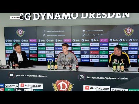 14. Spieltag | SGD - KFC | Pressekonferenz vor dem Spiel