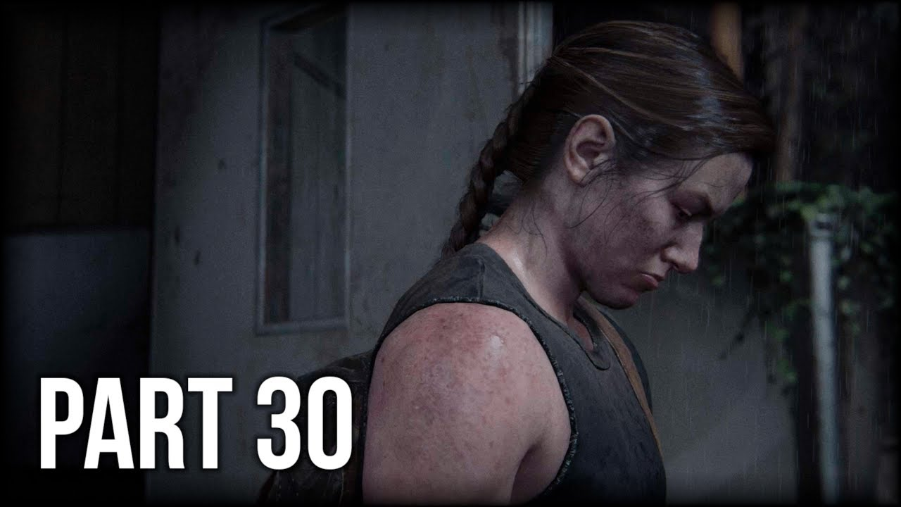 The Last of Us 2 - 100% Walkthrough Part 30 [PS4 Pro] – Chapter 6: The Forest (NG+) (Survivor+)
