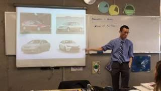 Introduction to Mathematics & Driving (Focus Study)