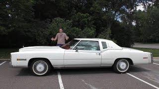 Обзор самого дорогого Cadillac 1977 года
