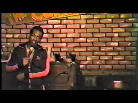 Eddie Murphy Stand-up Comedian at the Comic Strip Live