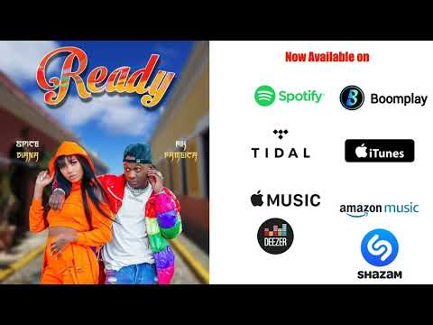 Ready - Spice Diana & Fik Fameica (Official Audio)