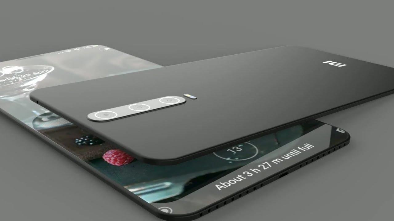 XIAOMI MI A3 2019 Trailer Concept Design Official ...