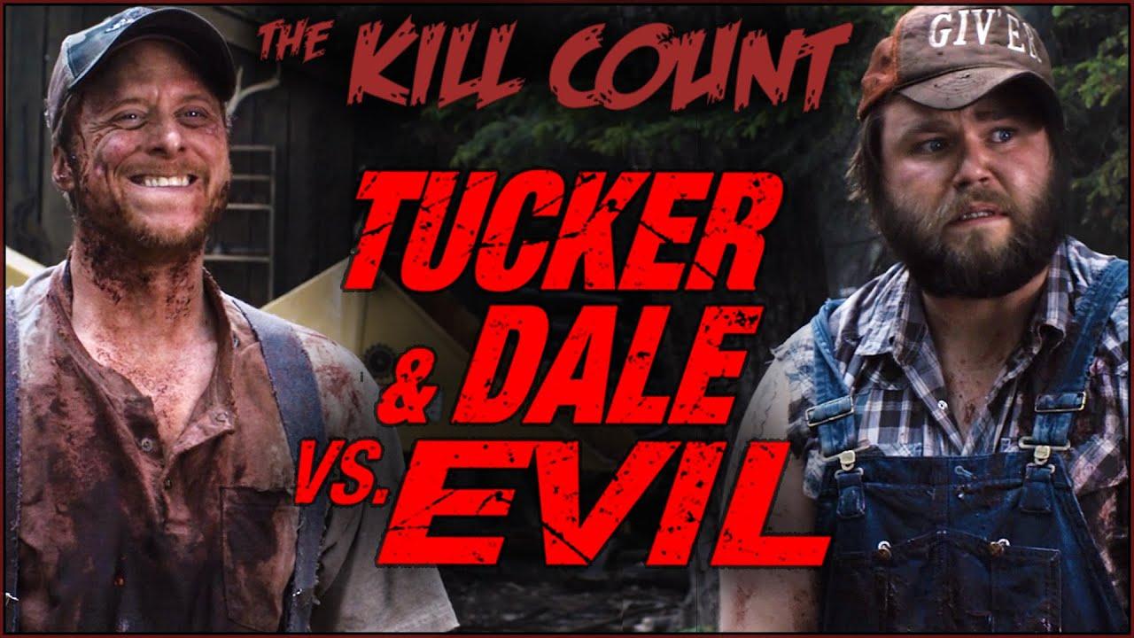 Tucker & Dale vs. Evil (2010) KILL COUNT
