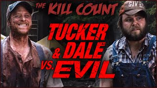 Tucker & Dale vs. Evil (2010) KILL COUNT