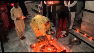 Diwali Celebrated in Peshawar, Pakistan