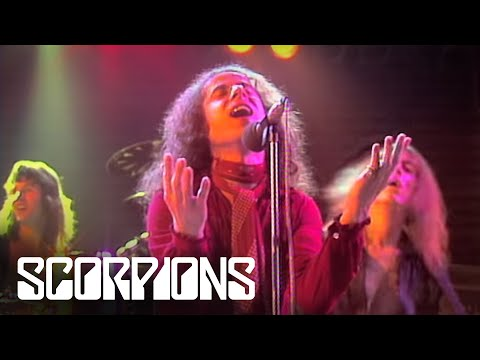 Scorpions  Well Burn The Sky  Musikladen 16011978