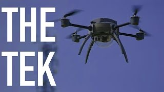 The Tek 0203: YT Red, EU Net Neutrality Trouble, Drones Taking Jobs