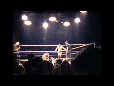 Vintage Wresting: Chicago International Amphitheatre: Ernie Ladd, Jimmy Valiant, Bobby Heenan
