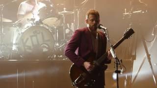 """""""Use Somebody"""" Kings of Leon@Wells Fargo Center Philadelphia 1/19/17"""