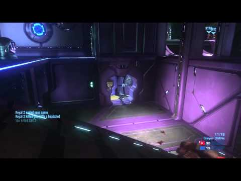 Blaze :: Halo Reach MLG Penance v7 Team Slayer (Pro Gameplay)