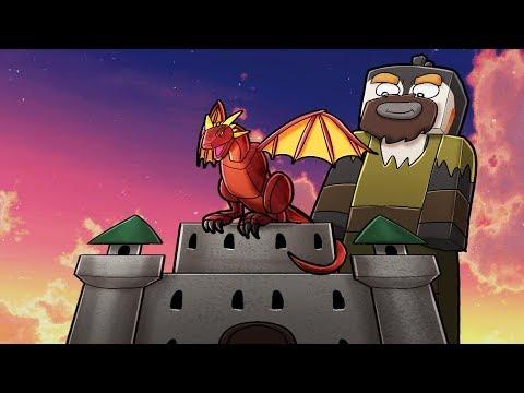 Minecraft Dragons - A WORLD OF DRAGONS!