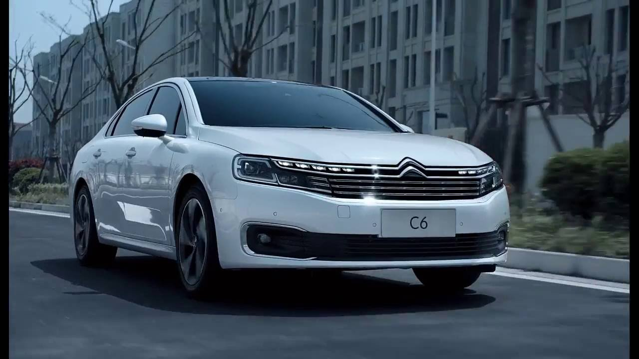 citroen c6 2017 commercial 1 china youtube. Black Bedroom Furniture Sets. Home Design Ideas