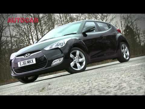 Hyundai Veloster video review