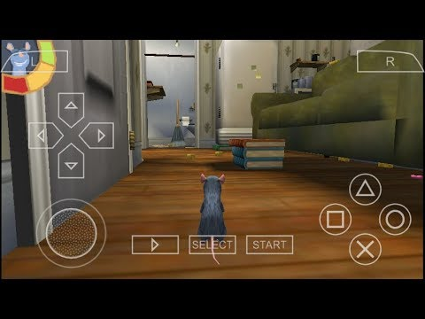 Ppsspp emulator 0. 9. 8 for android   ratatouille [720p hd]   sony.