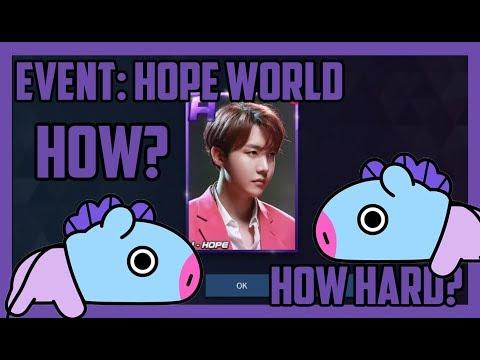 Superstar BTS: Hope World Event