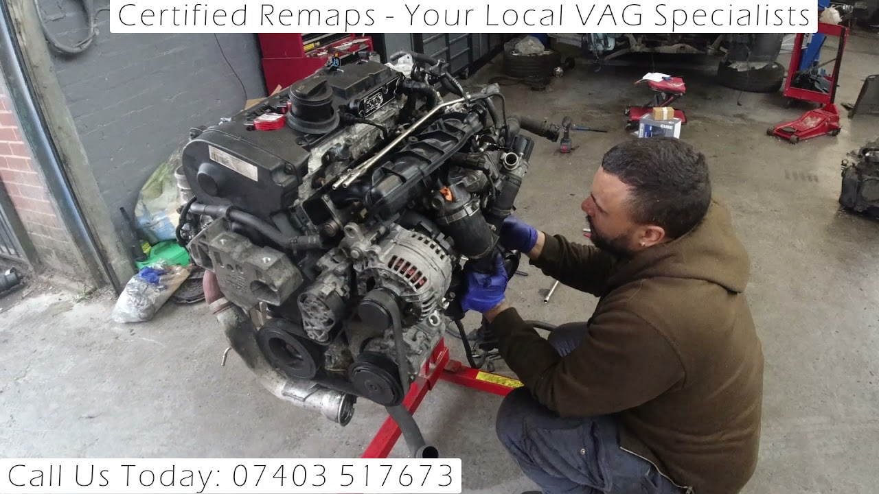 Certified Remaps - Your Local VAG Vehicle Specialists