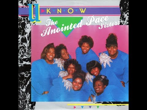 """""""24-7"""" (1992) Anointed Pace Sisters"""