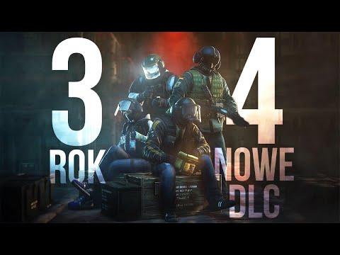 3 ROK WSPARCIA + 4 NOWE DLC! - Rainbow Six Siege