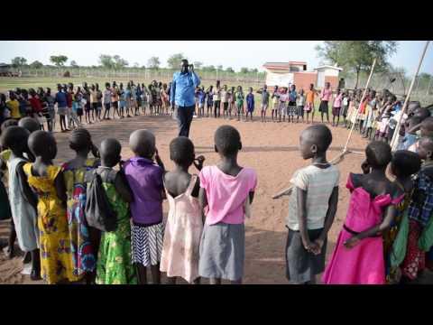 Impact of Child-Friendly spaces on refugee children in Uganda