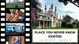 Story of a Study Abroad - UK Vlog Week 3