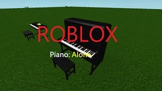 Roblox Piano: