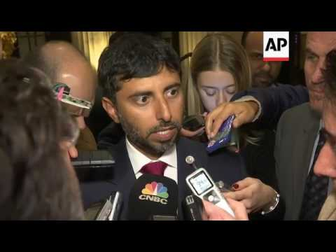 """UAE minister says """"all options"""" on table at OPEC"""