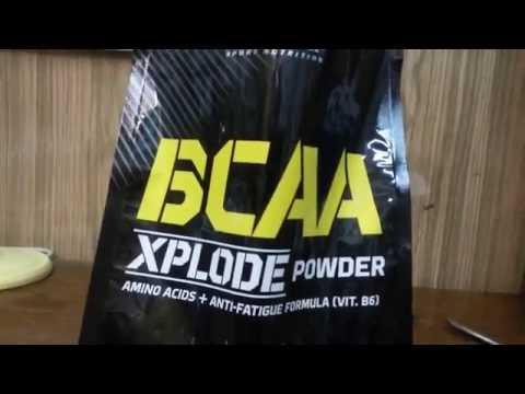 OLIMP BCAA BCAA Xplode 1 kg lemon - Обзор, Тест, Распаковка! Реальная Качалка Рекомендует