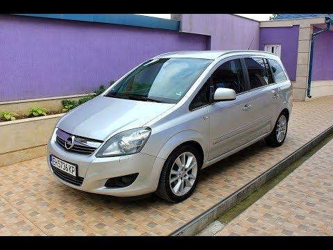 Opel Zafira B 1.7CDTI 125hp 2010