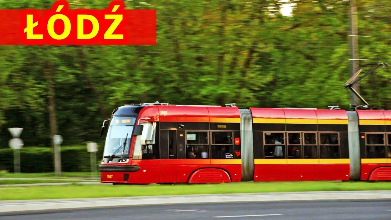 Tramwaje w Łodzi / Trams in Lodz