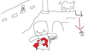 노 스코프 스나이퍼로 암살하기 (하이픽셀)