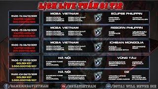 Golden Key | Hà Nội vs Vũng Tàu | Bo3