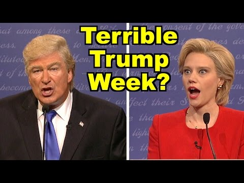 Trump's Terrible Week? - Alec Baldwin, Sarah Silverman & MOR