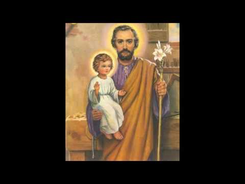San Giuseppe  Rosario con litanie