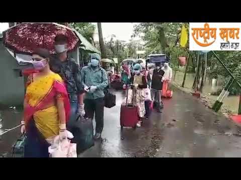 पांच महीने तक बांग्लादेश में फंसे भारतीयों का लौटना हुआ शुरु