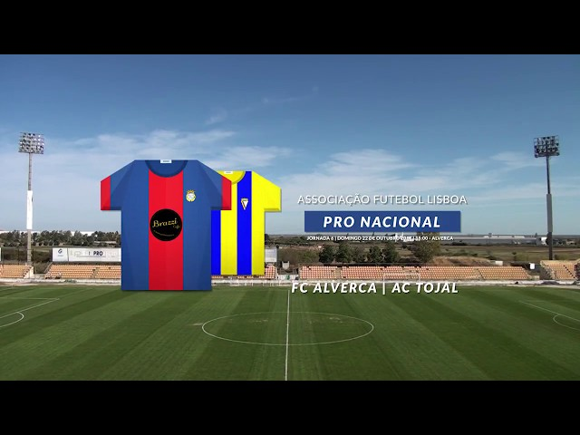 FC Alverca 2 vs AC Tojal 1 - Melhores Momentos