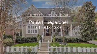 1707 Championship Blvd Franklin, TN 37064 - House for Sale