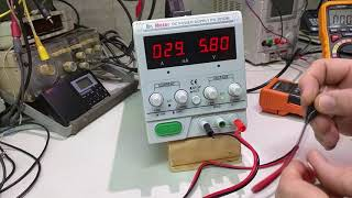 REVIEW of Dr.meter 30V/5A DC Bench Power Supply Single-Output  PS305DM