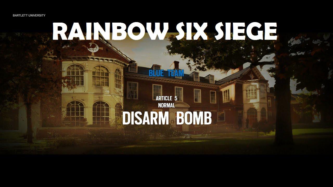 new map bartlett university secret campaign mission article 5