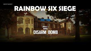 NEW MAP (Bartlett University) - SECRET CAMPAIGN Mission (Article 5)   Rainbow Six: Siege (PS4)
