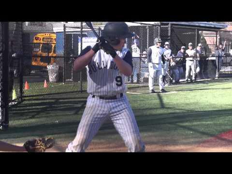 Harry Fink  Hitting  Hard Line Drive   10th Grade  Hewlett