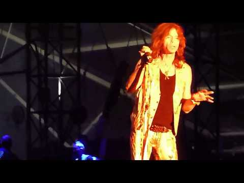 Aerosmith - Dream On (Live - Download Festival,  Donington Park 2010) [720p HD]