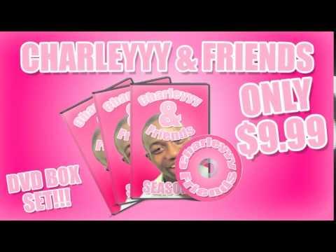 Charleyyy & Friends! | Seasons 1-3 DVD Boxset!